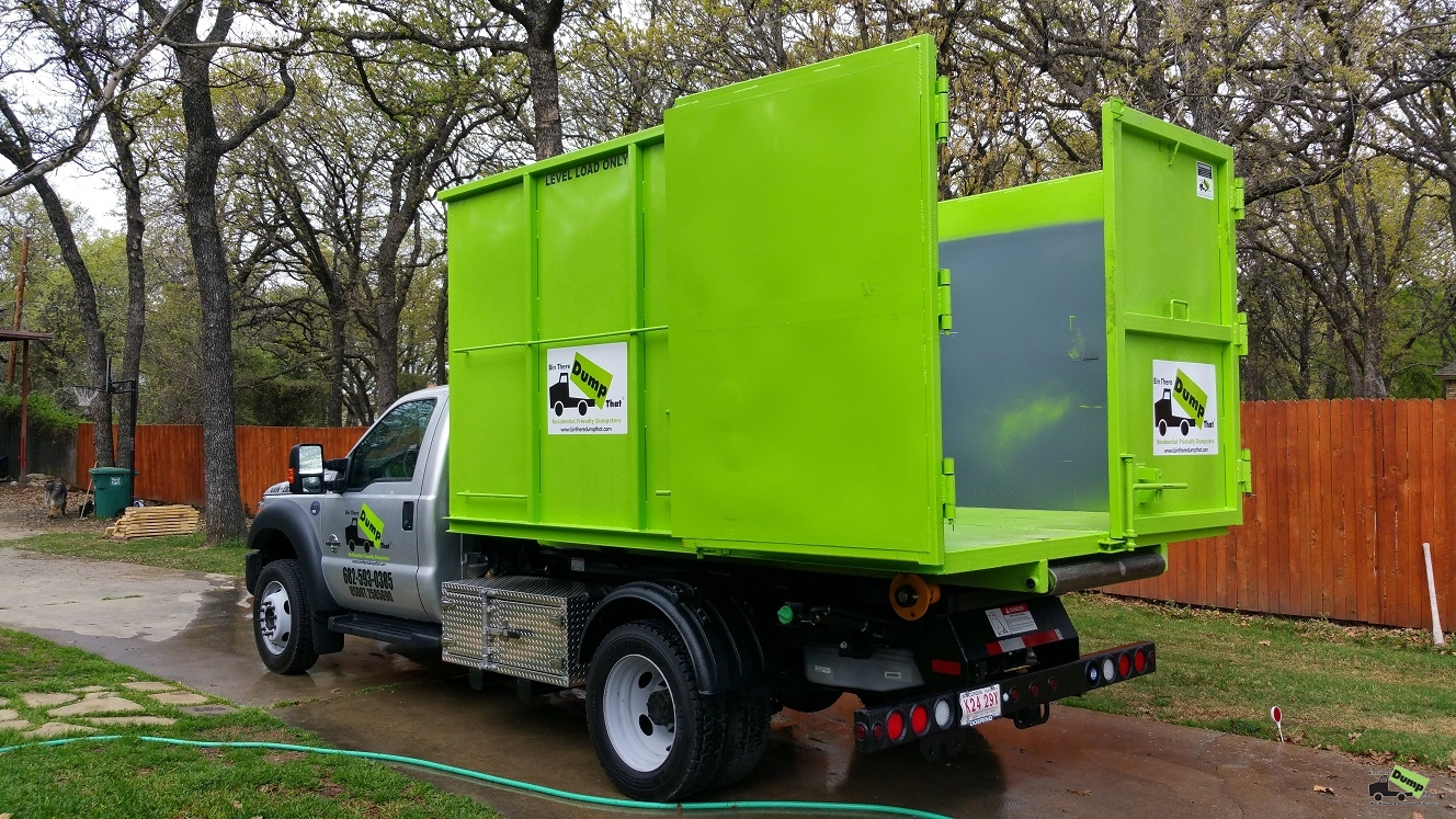 Fort Worth Dumpster Rental