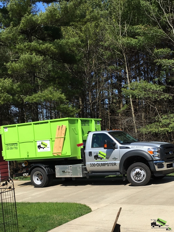 Akron Dumpster Rental Residential Dumpsters