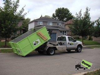 Ohio Dumpster