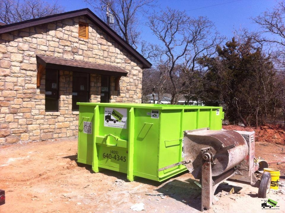 Dumpster Rental Edmond
