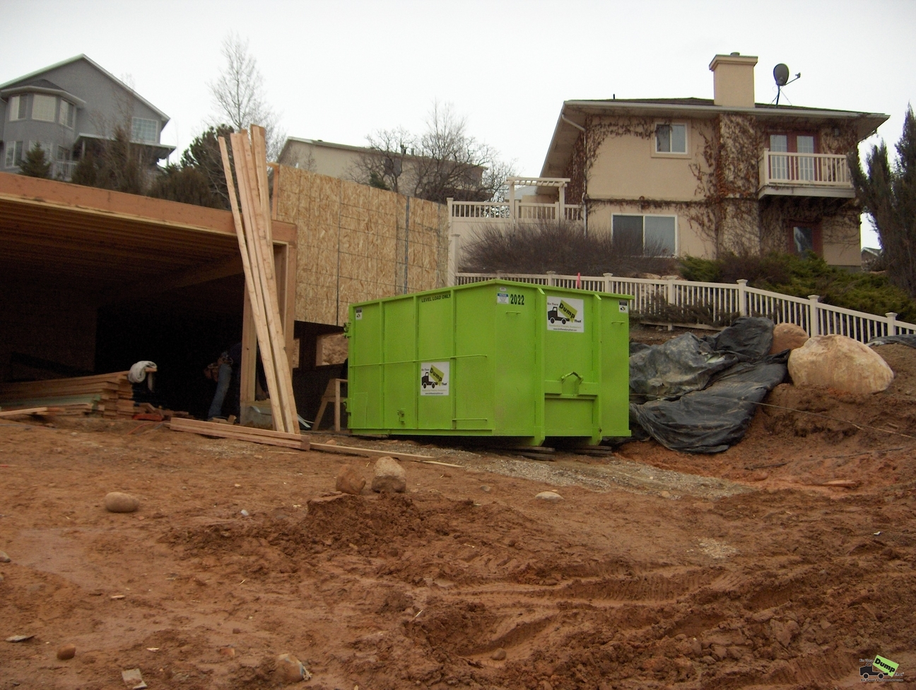 Salt Lake Residential Friendly Dumpster Rental