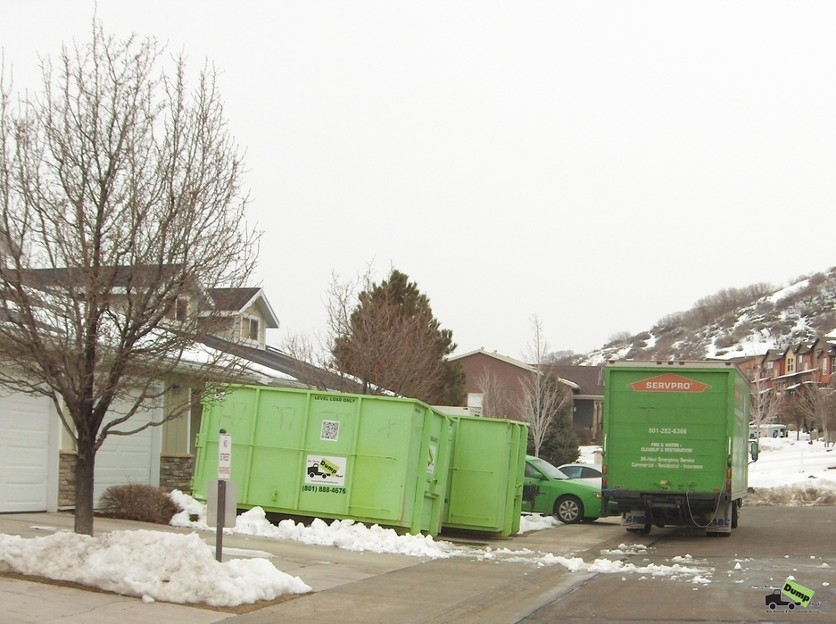 Salt Lake Residential Bin Rental