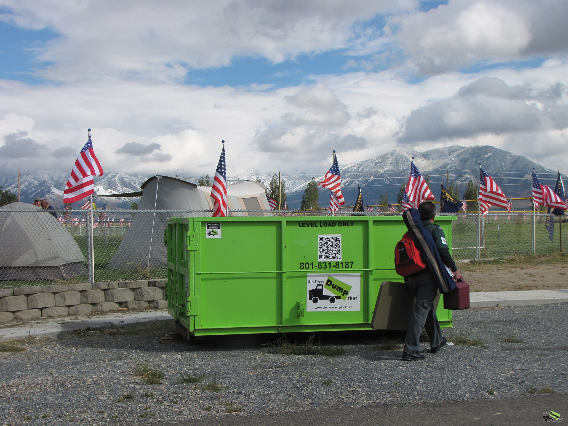 Dumpster rental Salt Lake