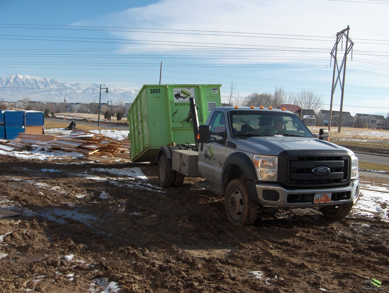 Salt Lake City Residential Dumpster Service