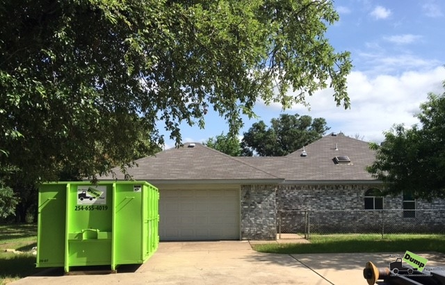 Killeen Dumpster Rental