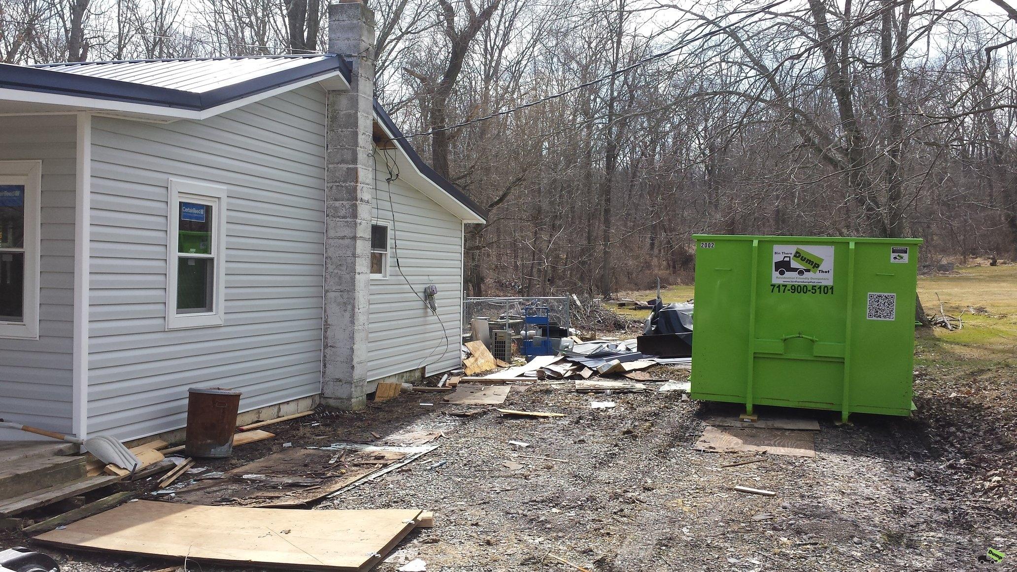 Dump rental